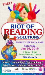 Family Literacy Fair